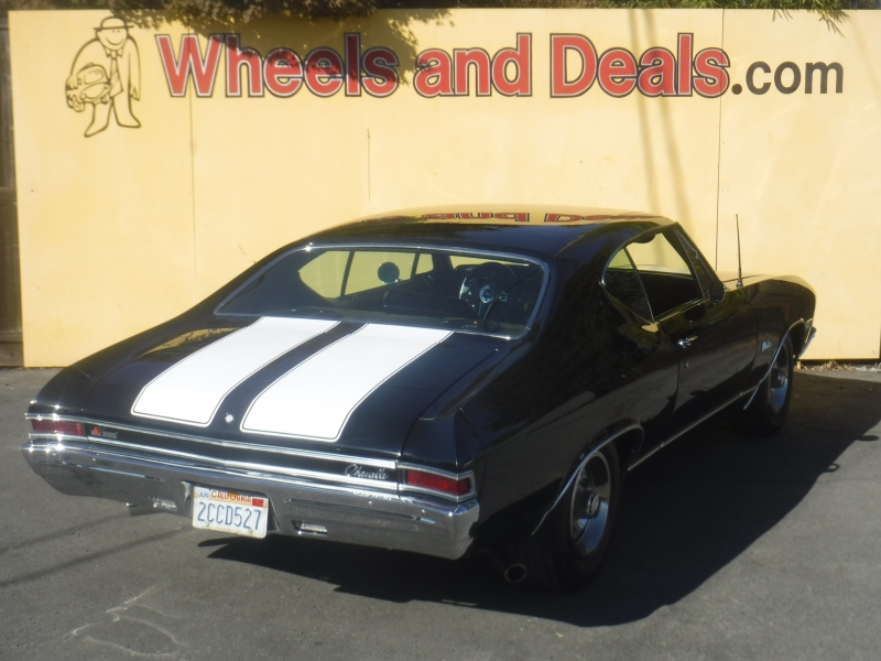 Chevrolet Chevelle 1968 price $29,500