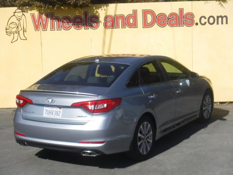 Hyundai Sonata 2017 price $17,995