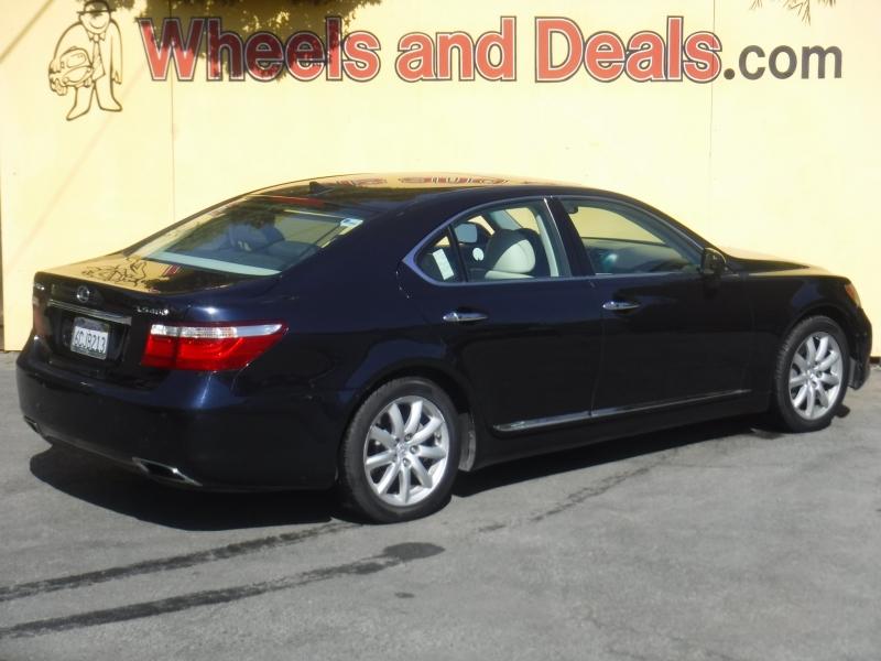 Lexus Ls460 2008 price $9,999