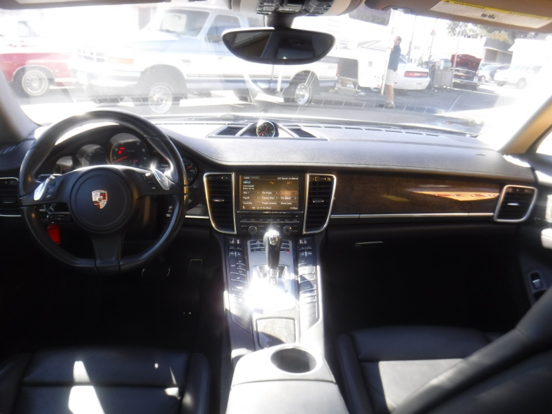 Porsche Panamera 2013 price $34,499