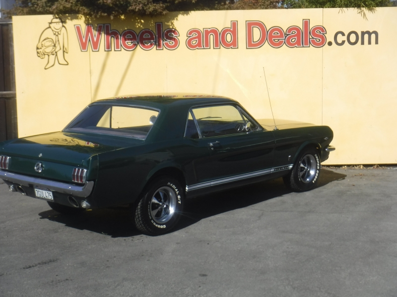 Ford Mustang 1965 price $14,999