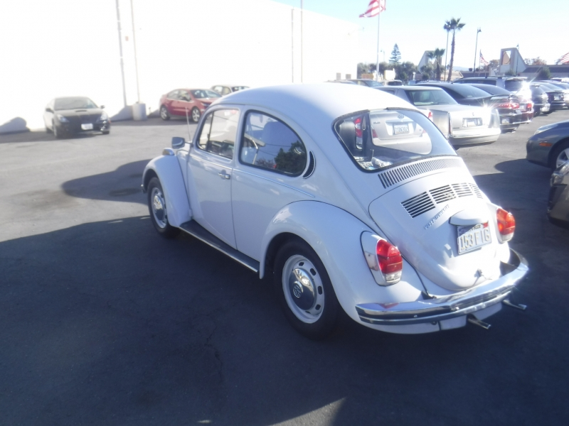 Volkswagen Beetle 1972 price $4,850