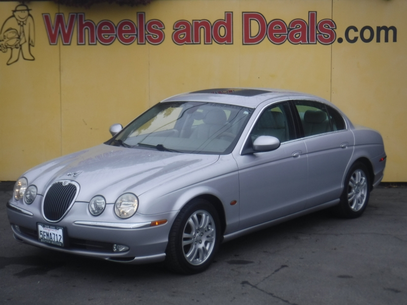 Jaguar S-Type 2003 price $5,499