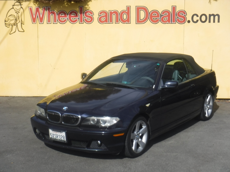 BMW 325ci 2006 price $5,999