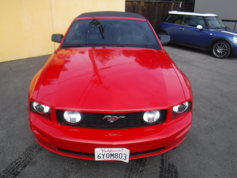 Ford Mustang 2007 price $12,400