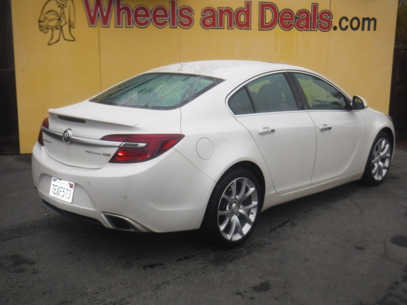Buick Regal 2014 price $14,199