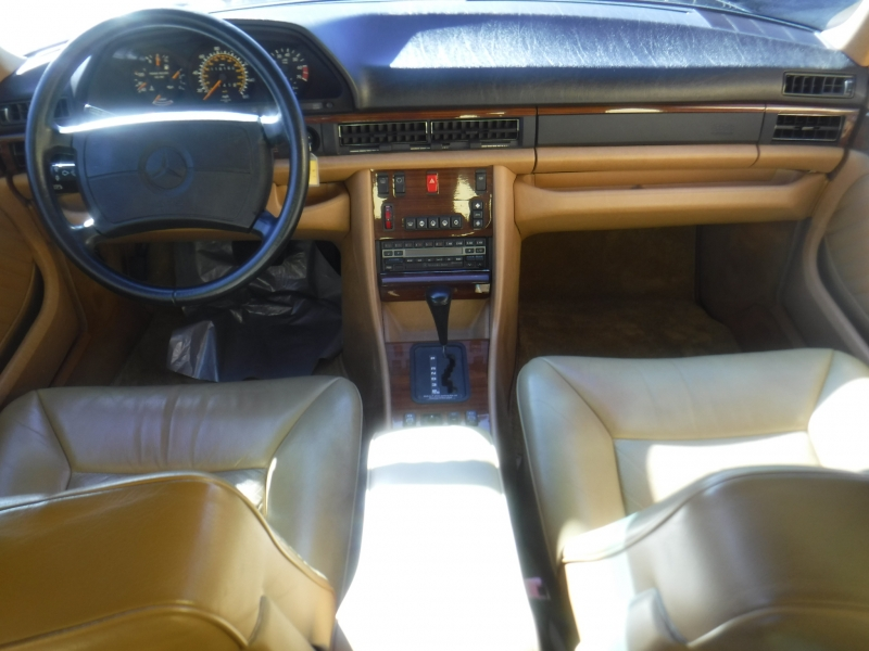 Mercedes-Benz 420-Series 1991 price $6,999