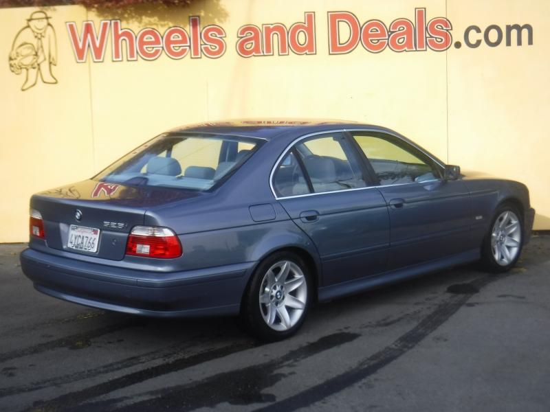 BMW 525i 2002 price $4,995