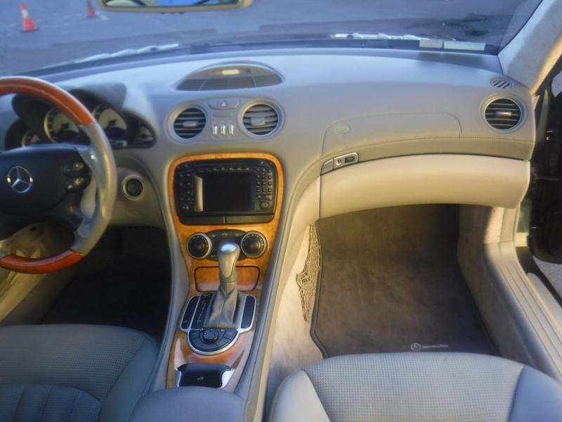 Mercedes-Benz SL 55 Amg 2003 price $14,999