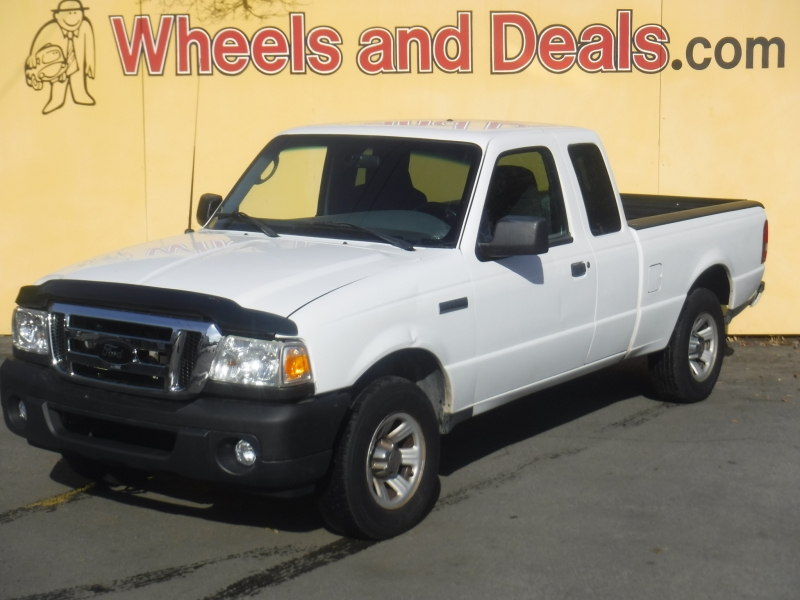 Ford Ranger 2008 price $8,900