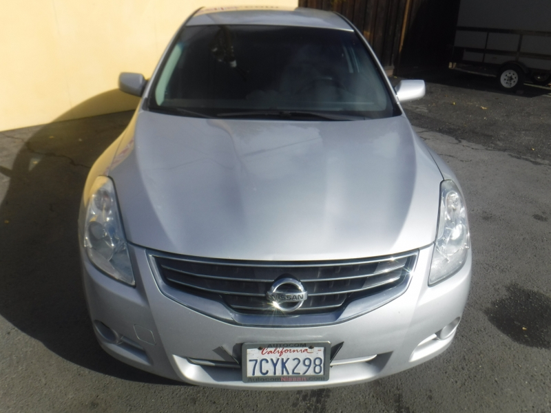 Nissan Altima 2012 price $6,600