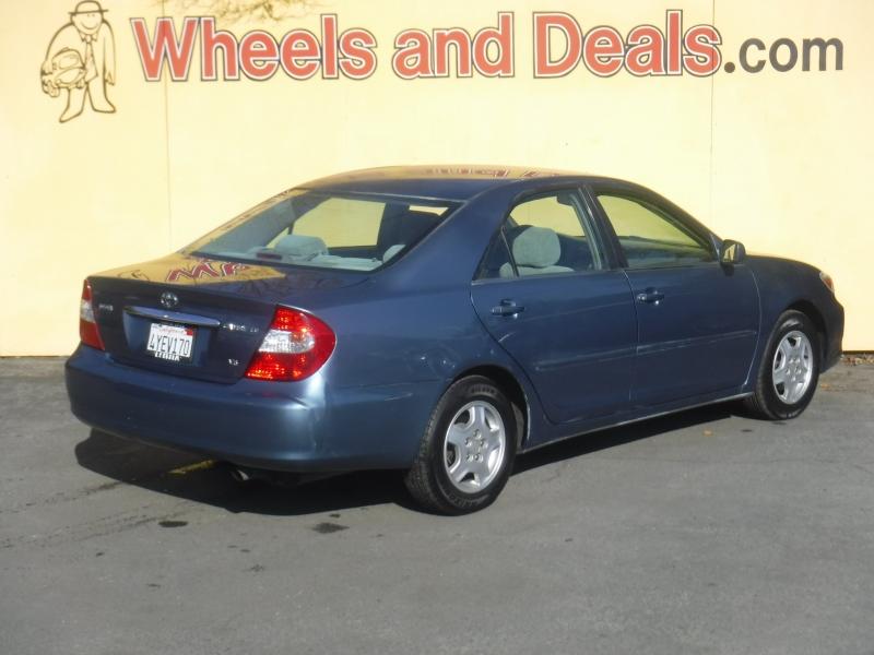 Toyota Camry 2002 price $4,990