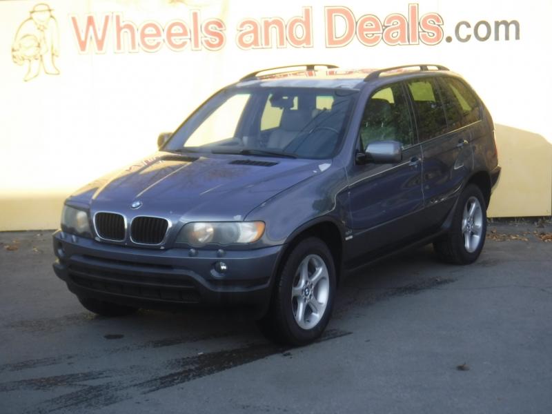 BMW X5 2003 price $3,499