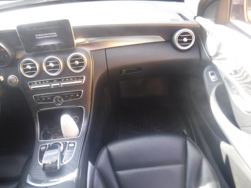 Mercedes-Benz C-300 2015 price $19,999