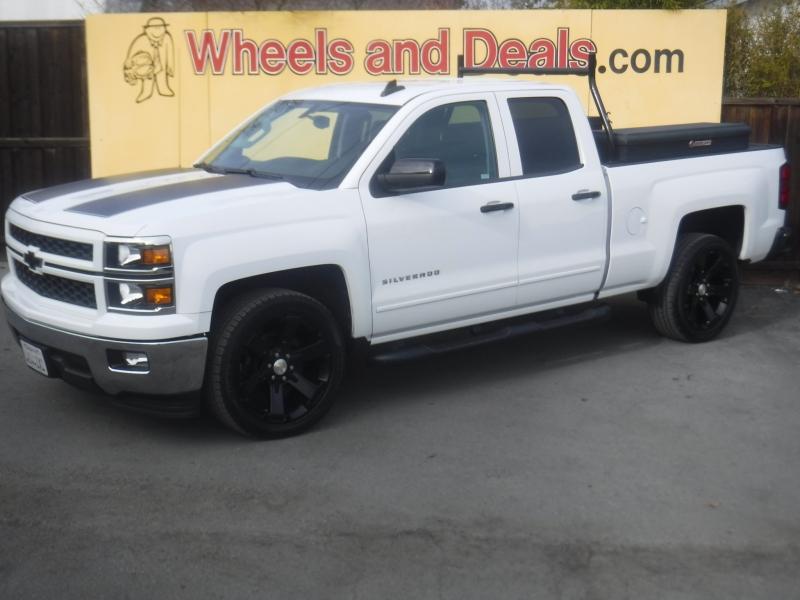 Chevrolet 1500 2015 price $27,500