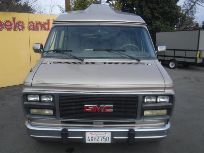 GMC Vandura 1994 price $5,800