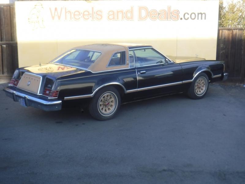 Mercury Cougar 1979 price $3,900
