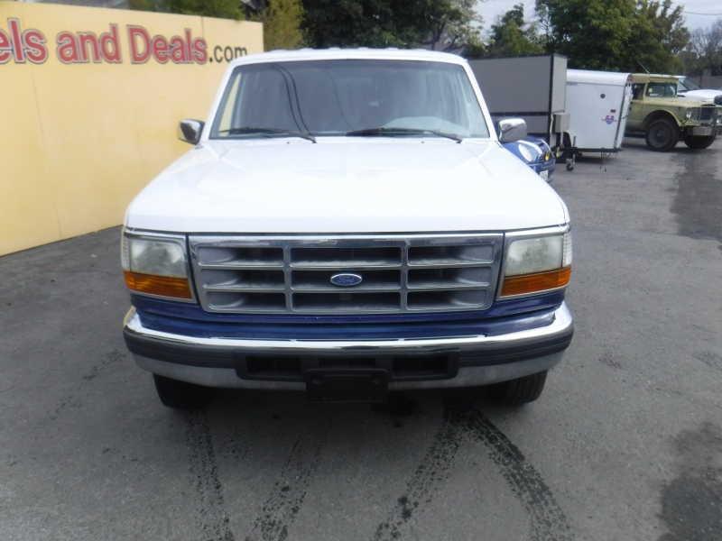 Ford F-350 1997 price $12,750
