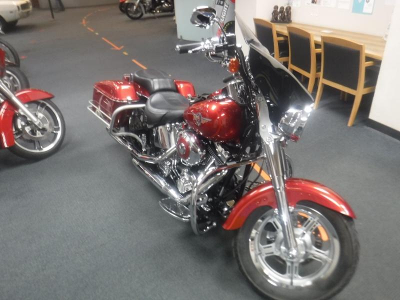 Harley Davidson Fat Boy 2004 price $5,999