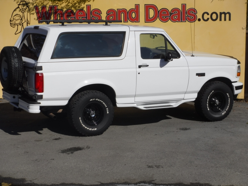 Ford Bronco 1995 price $26,999