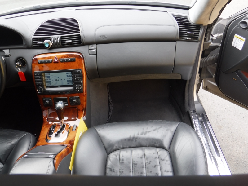 Mercedes-Benz Cl 2005 price $24,999