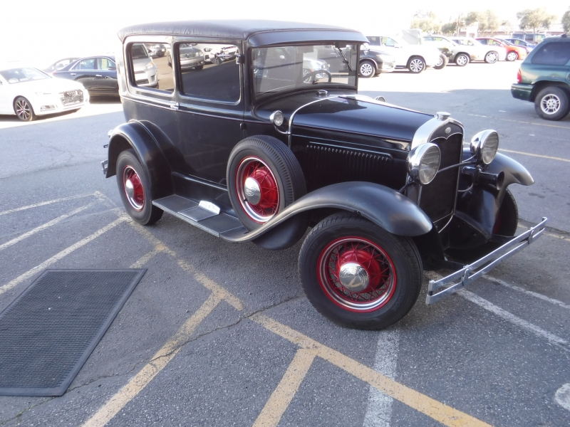 Ford Model A 1931 price $26,500
