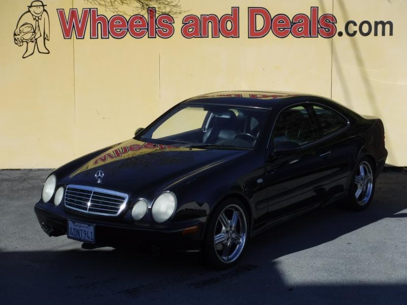 Mercedes-Benz Clk 430 1999 price $4,700
