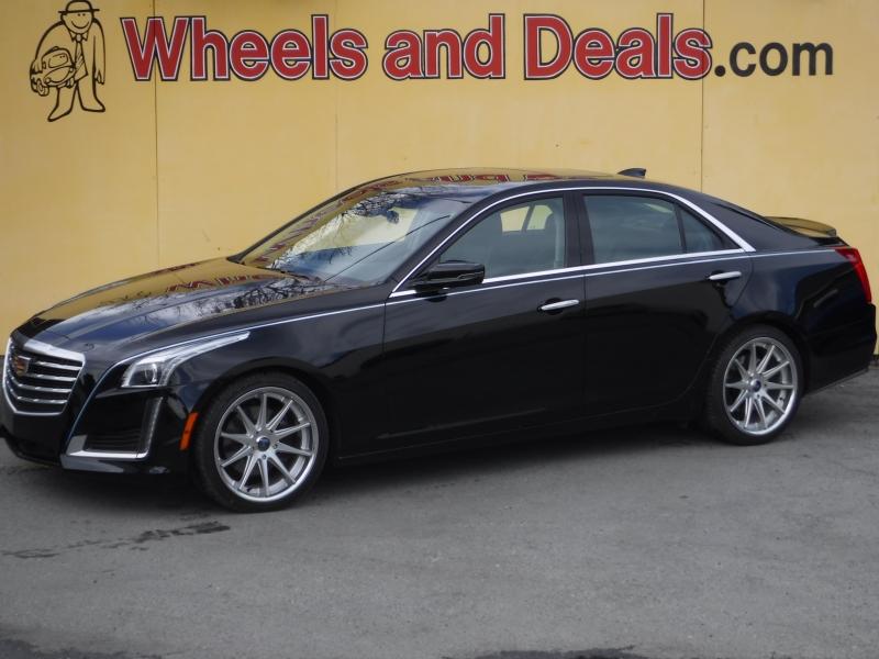 Cadillac CTS 2017 price $28,999