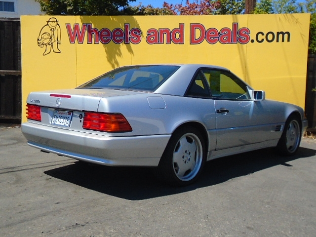 Mercedes-Benz SL600 1994 price Call for Pricing.