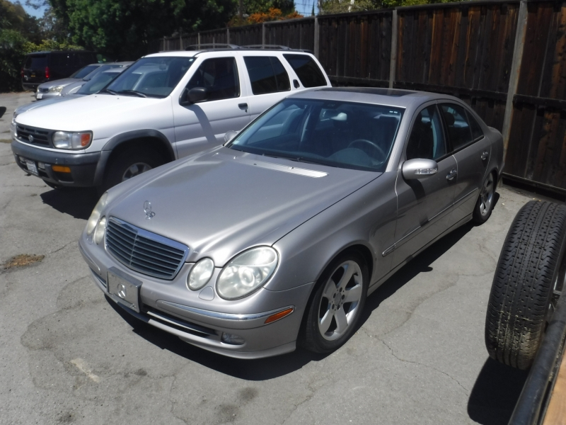 Mercedes-Benz E320 2003 price Call for Pricing.