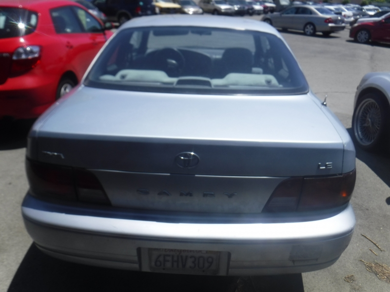 Toyota Camry 1995 price Call for Pricing.