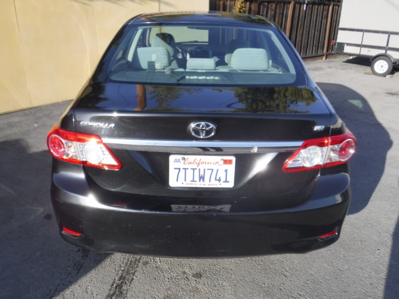 Toyota Corolla 2013 price $7,850
