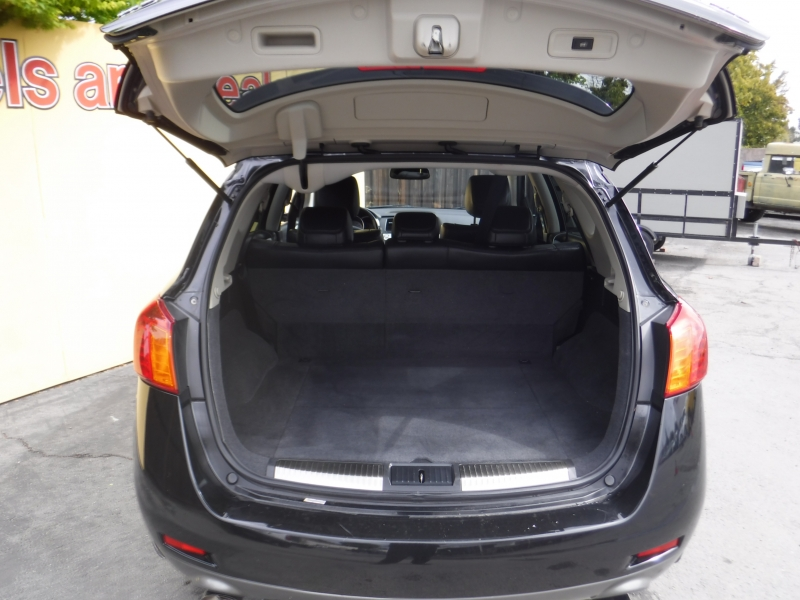 Nissan Murano 2009 price $7,700
