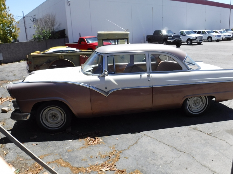 Ford Fairlane 1955 price Call for Pricing.