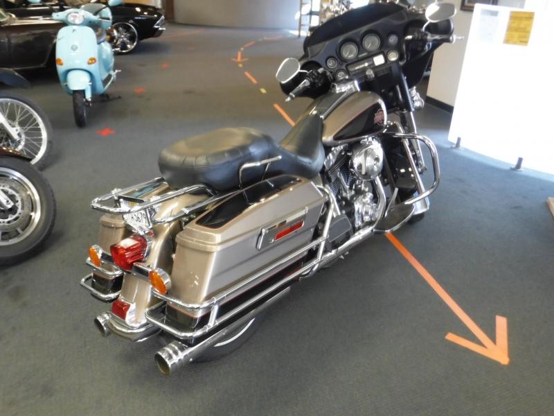 Harley Davidson Electroglide 2004 price $7,499