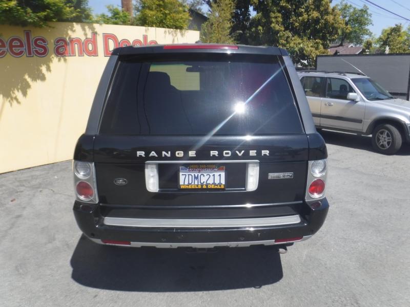 Land Rover Range Rover 2009 price $8,000
