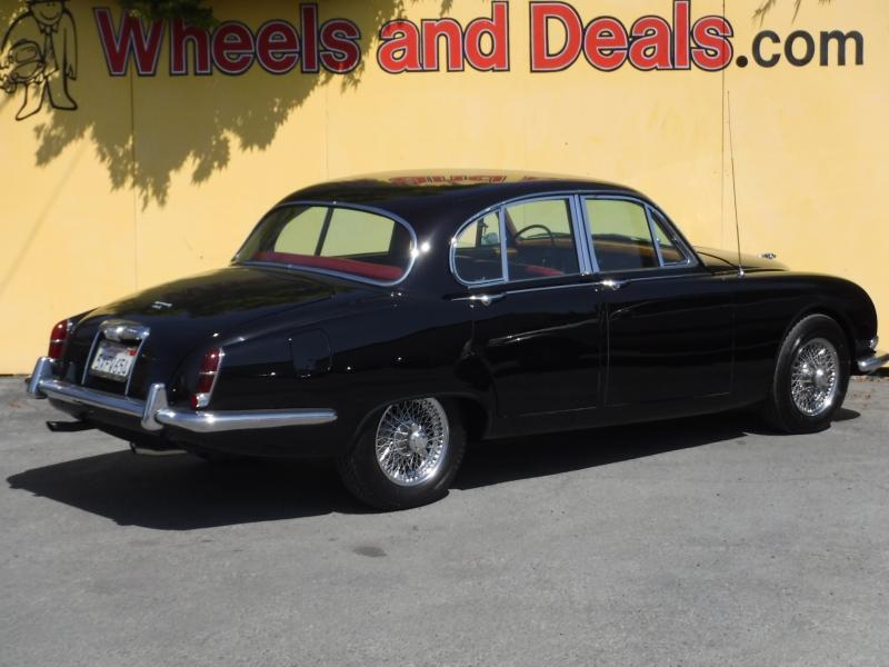 Jaguar 3.8 1965 price $44,900