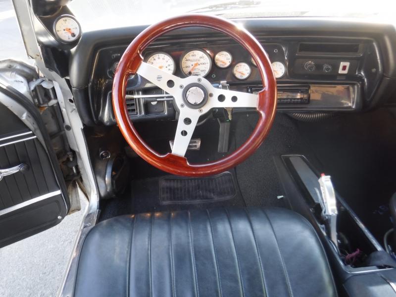 Chevrolet El Camino 1972 price $17,900