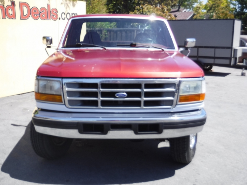 Ford F-250 1996 price $19,999
