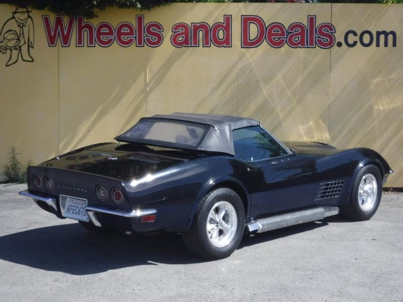 Chevrolet Corvette 1970 price $27,500
