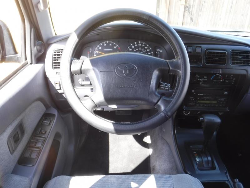 Toyota 4Runner 1998 price $7,475