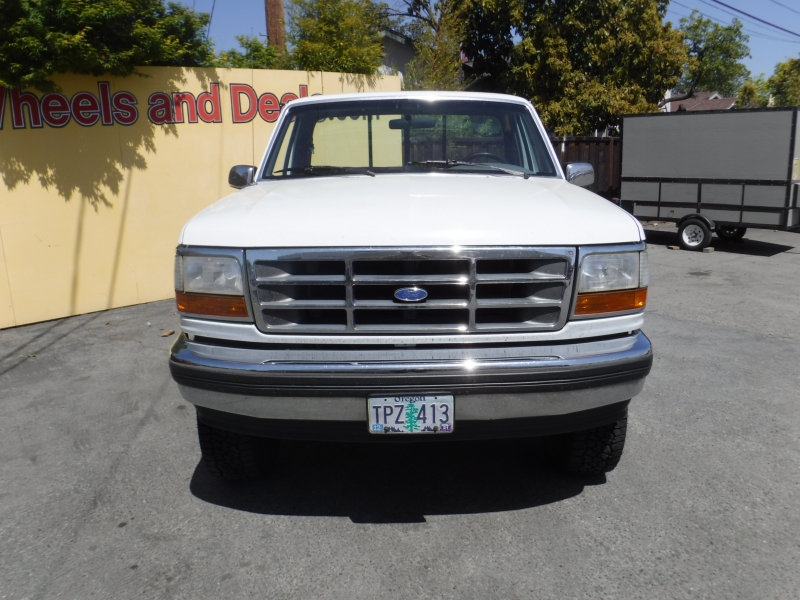 Ford F-150 1994 price $10,350