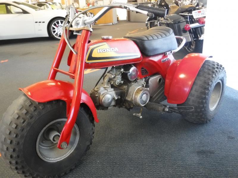 Honda 3wheeler 1974 price $699
