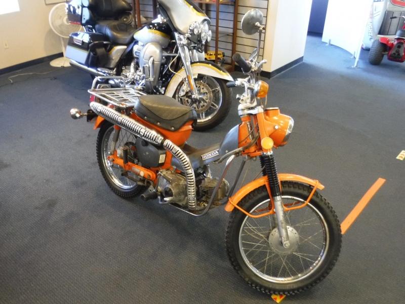 Honda Ct90 1973 price $1,800