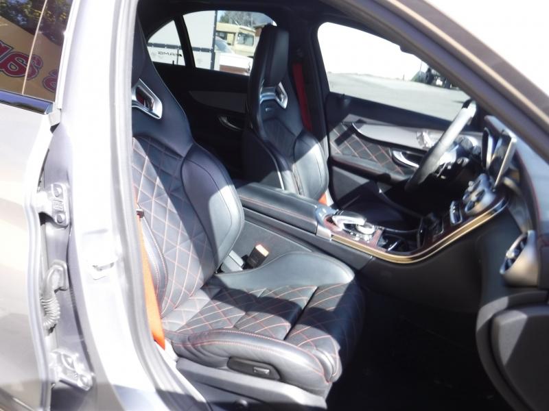 Mercedes-Benz C-63 2015 price $37,000