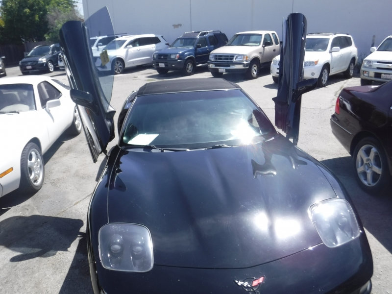 Chevrolet Corvette 2002 price $17,999