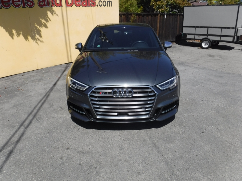 Audi S3 2017 price Call for Pricing.