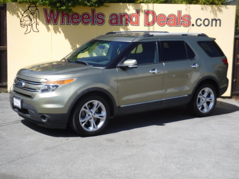 Ford Explorer 2013 price $16,499