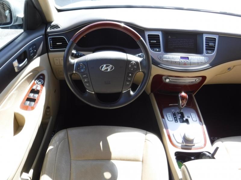 Hyundai Genesis 2012 price $10,950