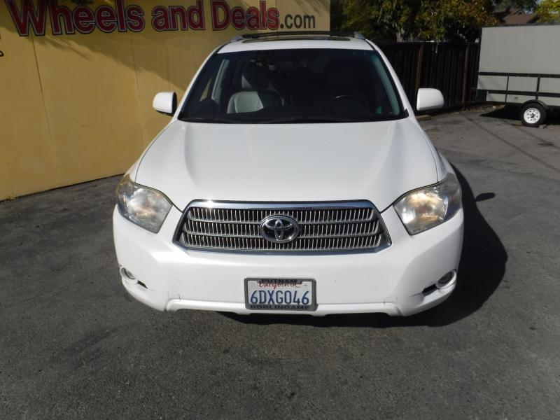 Toyota Highlander 2008 price $7,200